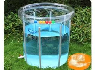 Baby spa swimming pool