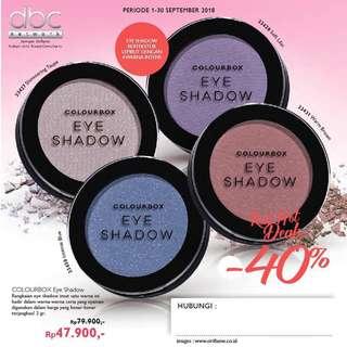 Eyeshadow Oriflame