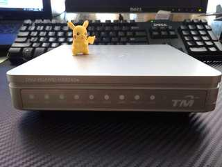 TM STB huawei HG8240w (old model)