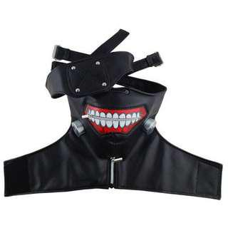 Halloween special tokyo ghoul mask and wig
