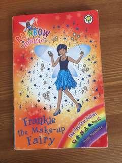 Rainbow magic-Frankie the makeup fairy