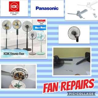 KDK Fan Servicing