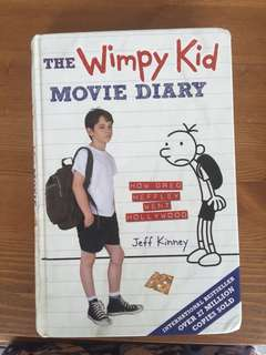 The wimpy kid- movie diary