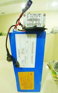 48V 13AH Battery & Controller stock (AM GT)