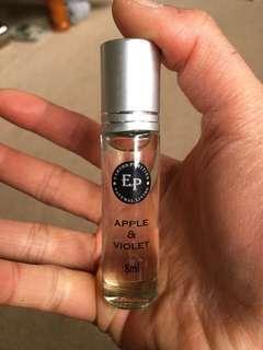 E.P. Rollerball Perfume - Apple & Violet