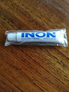 INON Silicone grease (Net 5g/0.175oz)
