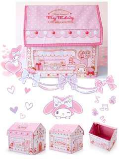 Hello Kitty/My Melody/Pompompurin/Cinnamonroll Storage Box