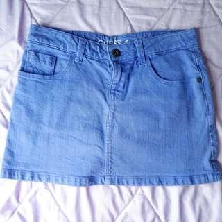 Guess Mini Jeans Skirt
