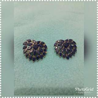 Statement Earings from U.S.A