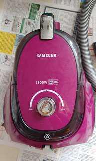 三星 Samsung 吸塵機 100% work