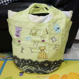百老匯贈品 - Minnie 環保袋 (綠)