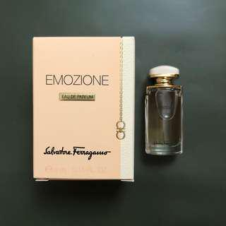 Ferragamo Emozione Eau de parfum 5ml