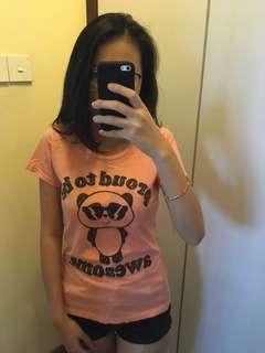Basic Graphic Shirt Top Tee