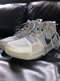 Kyrie 3 wolf gray pack
