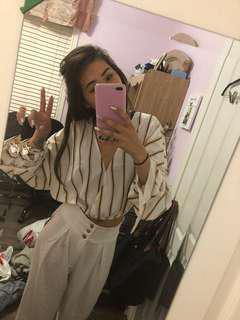 forever 21 top + pants