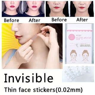 Face Lifting Tape Dodo Label