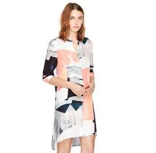 Trade xs for s or m: aritzia bossut dress