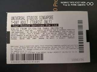 USS ADULT ONE DAY PASS