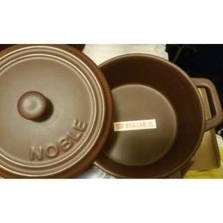 🚚 貴族世家 精品食尚鑄鐵鍋造型湯碗
