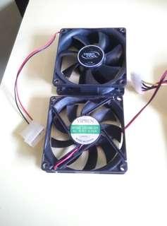 8cm 機箱風扇 case fan