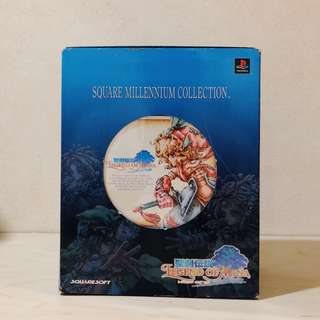 Playstation PS1 Square Millennium Collection Legend Of Mana