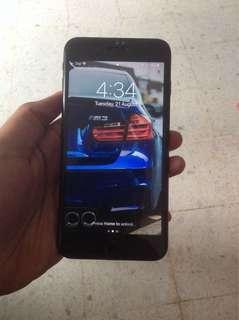 Iphone 7 plus 128GB jet black (swap/sale)