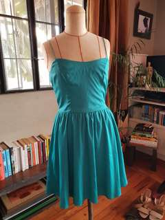NWT Suiteblanco Strappy Dress