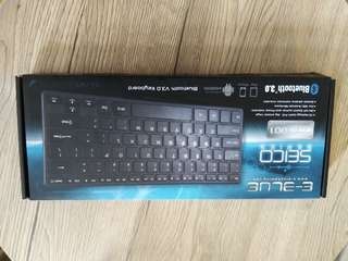 E-Blue bluetooth v3.0 keyboard