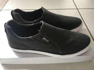 Deuce Grey washed Sneaker Size 40