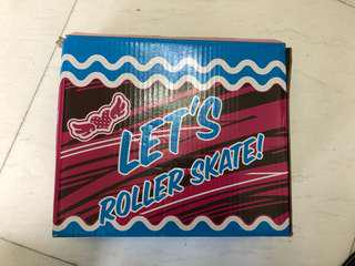 Roller Skates for girls size 33