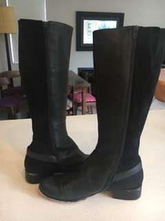 Size 40 Overland Leather Boot