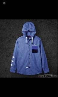 🚚 Stayreal自由之星連帽襯衫