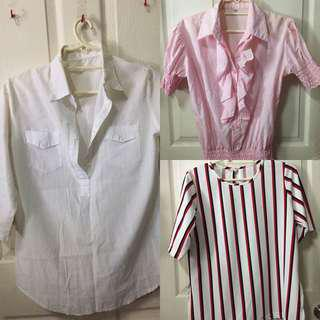 Corporate Top / Blouses