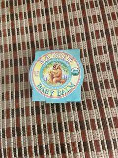 美國直送 Badger Company, Baby Balm, Chamomile & Calendula (21g)