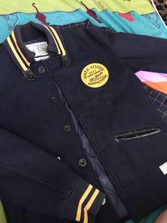 🚚 B-side 的外套(N年前的潮牌 70趴羊毛 只穿過3次 當時穿超帥4千多塊的衣服