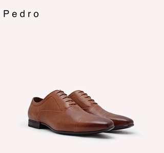 Pedro - Brand New Oxford Leather Shoes Size 43 f029e5dfe73