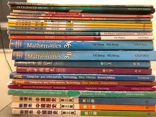 Junior secondary books