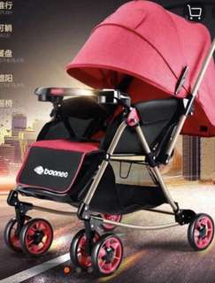BN light weight baby pram