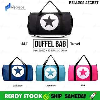 Travel Bag 56L Realeos Star Duffel