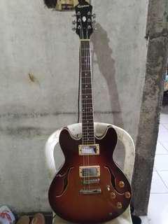 Epiphone gitar Custom