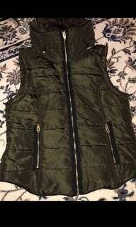 H&M 背心外套