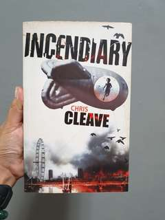 Incendiary - Chris Cleeve