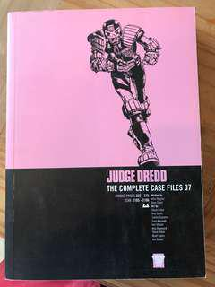 Judge dredd complete case files 07