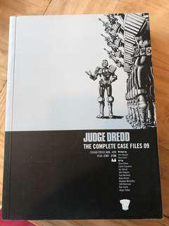 Judge dredd complete case files 09
