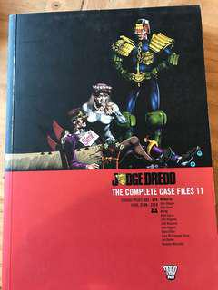 Judge dredd complete case files 11