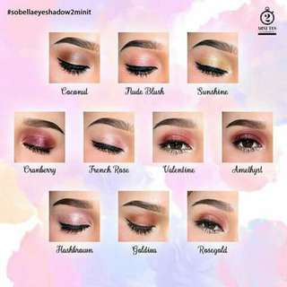 Eyeshadow 2minute sobella