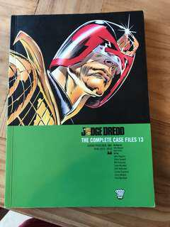 Judge dredd complete case files 13