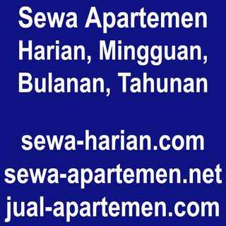 Sewa Apartemen Harian Mingguan Bulanan Tahunan - Jual Beli Apartment