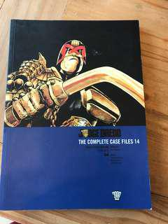 Judge dredd complete case files 14