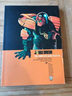 Judge dredd complete case files 16